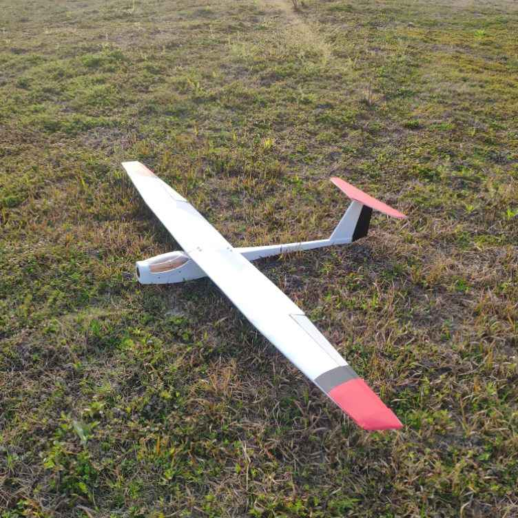 Radio Controlled And Gliding Over >> Detail Feedback Questions About 1550mm Diy Balsa Rc Glider Kit