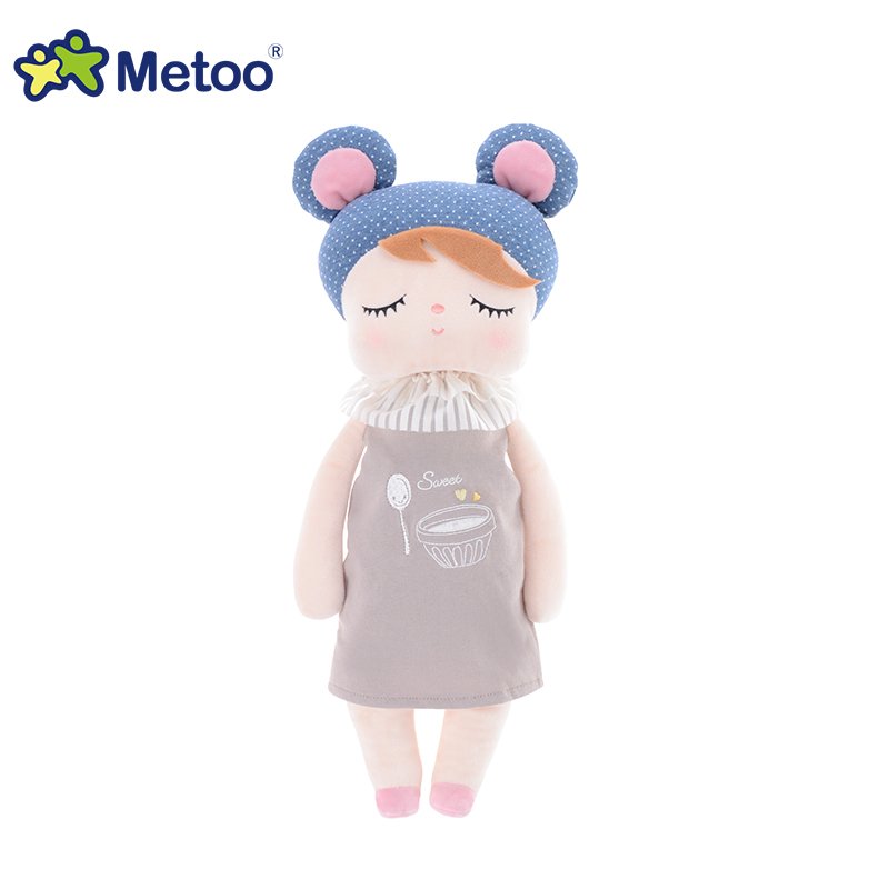 Metoo Toys Angela Rabbit 소녀를위한 귀여운 부드러운 - 동물 인형 - 사진 2