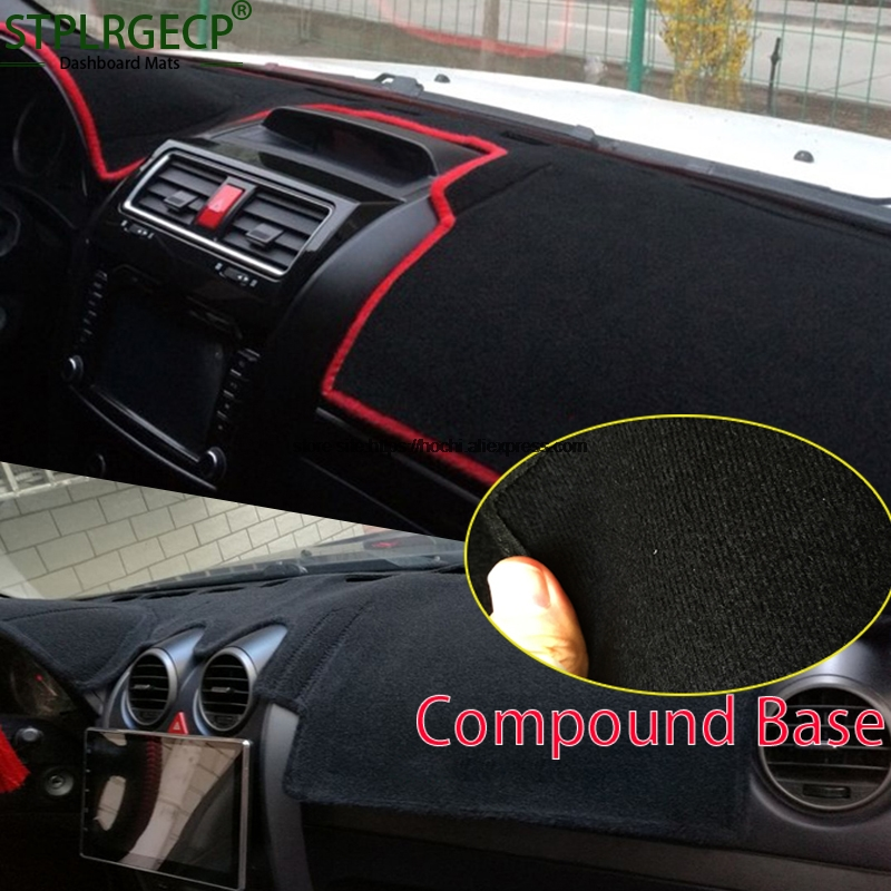 STPLRGECP double layer Black Dash Mat For Great wall Haver H3 H5 Dashmat Black Carpet Car Dashboard Automotive interior Mats александр дюма виконт де бражелон или десять лет спустя том 2