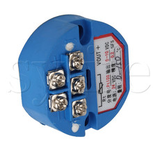 Plastic Thermocouple Temperature Sensor Transmitter PT100 0-
