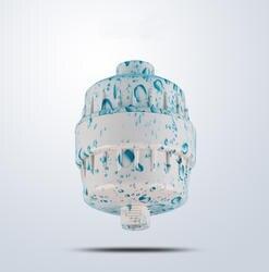 Фильтр для ванны/фильтр для душа для смягчения жесткой воды удалить химические вещества/heavty metals эффективно