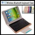 """Новый Чехол Для Huawei Honor X2 MediaPad X1 7 """"планшетный Чехол Противоударный Bluetooth 3.0 Беспроводная Клавиатура Складной Делам Стенд Крышка"""