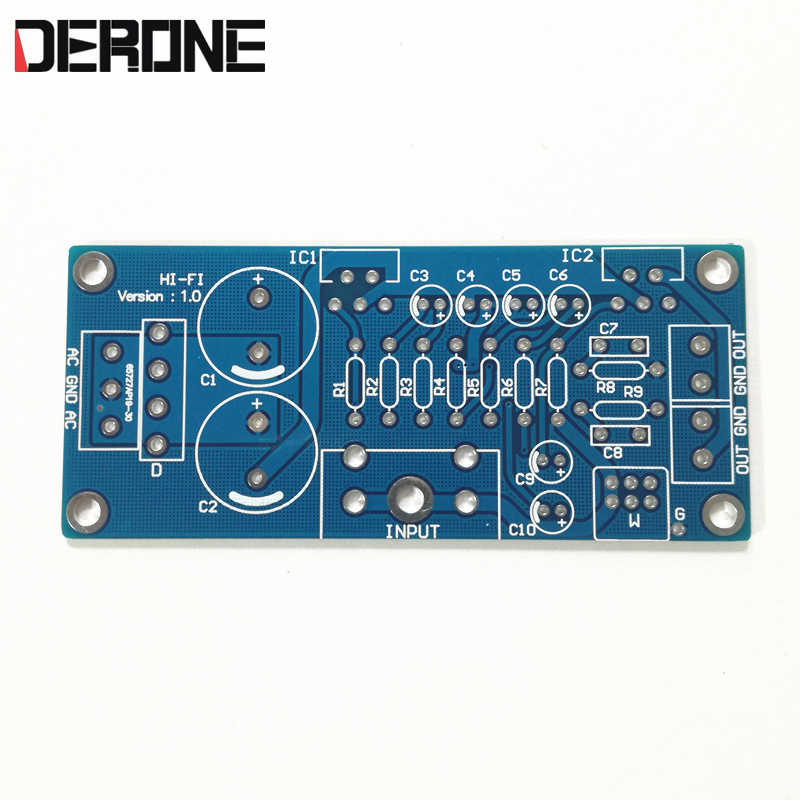 amplifier TDA2030A /LM1875T 2.0 power amplifier  PCB  OCL BTL for Audiophile DIY
