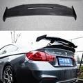 Автомобильный Стайлинг внешний ABS модифицированный задний спойлер задний Багажник крыло для губ украшение подходит для BMW M1 M3 M4 M5 M6 MAD GT Спой...