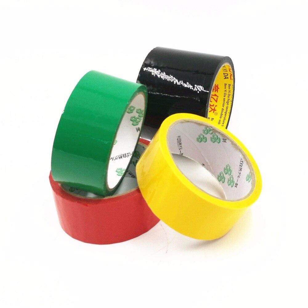 4pcs 40mm*40 Meter Color sealing tape OPP sealing tape packing label Clear Carton Box Sealing Packaging Office AdhesvieTape 4pcs 40mm*40 Meter Color sealing tape OPP sealing tape packing label Clear Carton Box Sealing Packaging Office AdhesvieTape