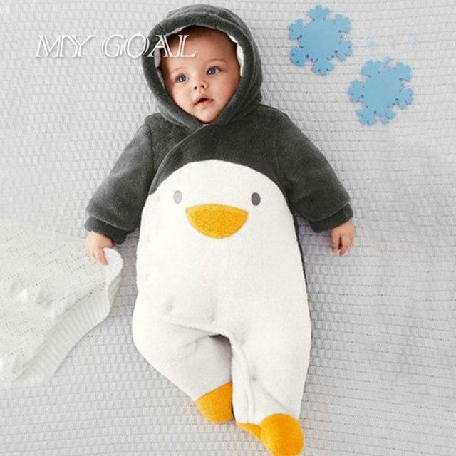 baby winter strampler neugeborene baby kleidung bebes. Black Bedroom Furniture Sets. Home Design Ideas