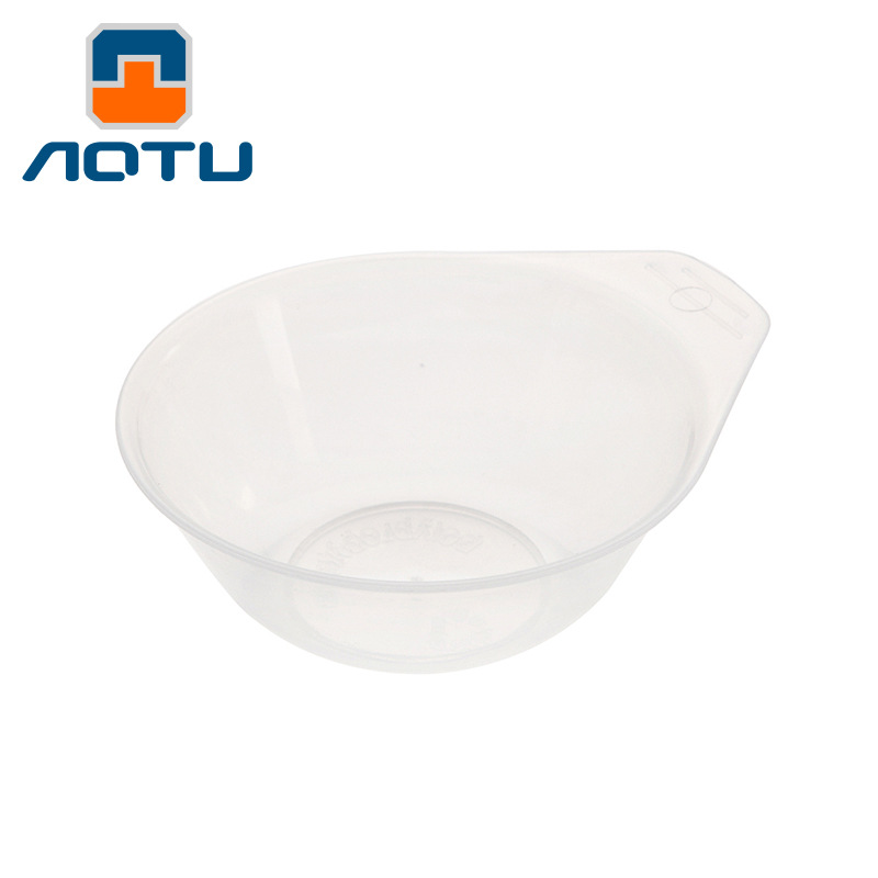 New Arrive Outdoor Bowl Set Cookware Portable Bowl Mini Transparent Color Repeated Use