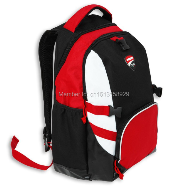 b5549b3c74 DUCATI CORSE 15  BACKPACK Ducati 15 new helmet bag backpack Motorcycle  Racing sport bag convenient Free shipping in stock
