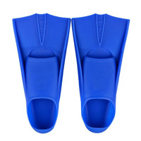 High Quality Long Flipper Diving Flippers Material Silicone Portable Comfortable Diving Equipment Swimming Fins S178