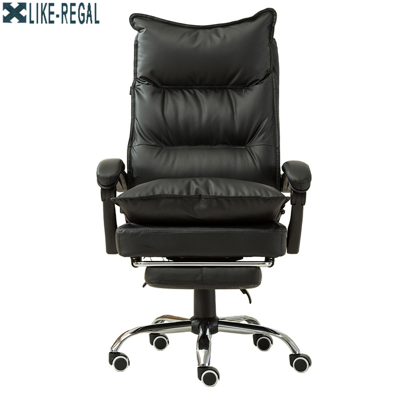 LIKE REGAL Высокое качество Массажное кресло Компьютерный стул Вращающееся кресло