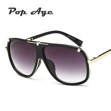 7431e203dc69 Pop Age Wholesale Vintage Men Square Sunglasses High quality Women Sun  Glasses Lunettes de soleil 400UV Shades (A lot 3 Pieces)