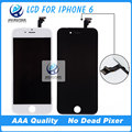 5PCS  No Dead Pixel Grade AAA 4.7 inch LCD For iPhone 6 Display touch screen with digitizer assembly replacement parts Free DHL