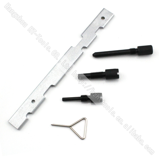 Petrol Engine Setting / Locking Kit - Belt / Chain Drive Engine Timing Tool For Ford Mazda Mondeo Focus