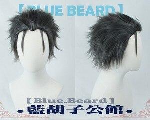 Image 2 - Re: życie w innym świecie od zera Subaru Natsuki krótki czarny szary żaroodporne przebranie na karnawał peruka