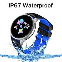men waterproof LIGE Sport Bracelet Men smartwatch Women IP67 Waterproof Fitness Tracker LED Screen heart rate Monitor Pedometer Smart Wristband (2)