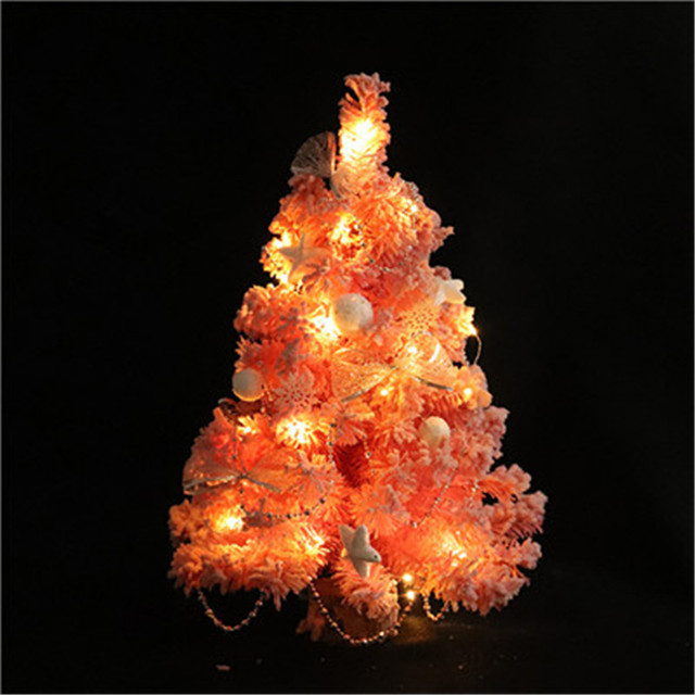 9410aa01378b christmas tree home decorations DIY LED Creative Artificial Christmas Tree  Holiday Indoor Xmas Home Tabletop Decor 2019