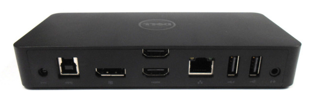 DRIVER: DELL DOCKING STATION D3100
