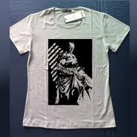 New Arrival Batman In The Light Balck And White Sketch T Shirt Cartoon Comic Tee Street
