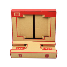 Labo DIY Paper Model Arcade Foldable Stand For Nintend Switch Holder Bracket Simulator For NS Console Controller Black Friday(China)