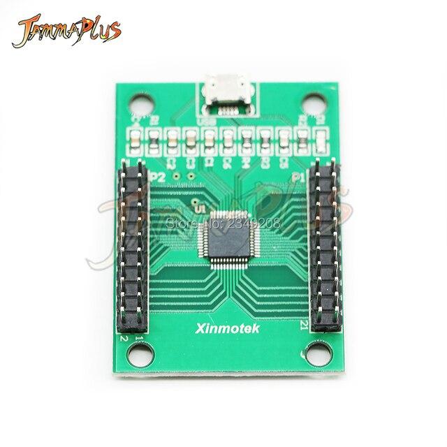 2 Player Arcade Bundles kit USB Encoder USB To USB to PC /PS3 ...