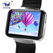 WiFi GPS DM98 Smart Watch With GSM/WCDMA 2G/3G SIM Card Slot Camera Anti-lost Bluetooth Speaker Earphone Android 5.1 Phone Clock