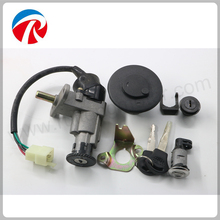 Universal Key Ignition Switch Lock Set Scooter Moped For B05 B08