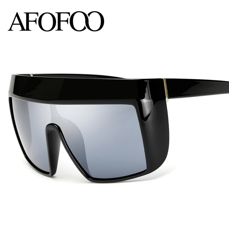 AFOFOO Sunglasses Women Mirror Sun glasses Goggle Men