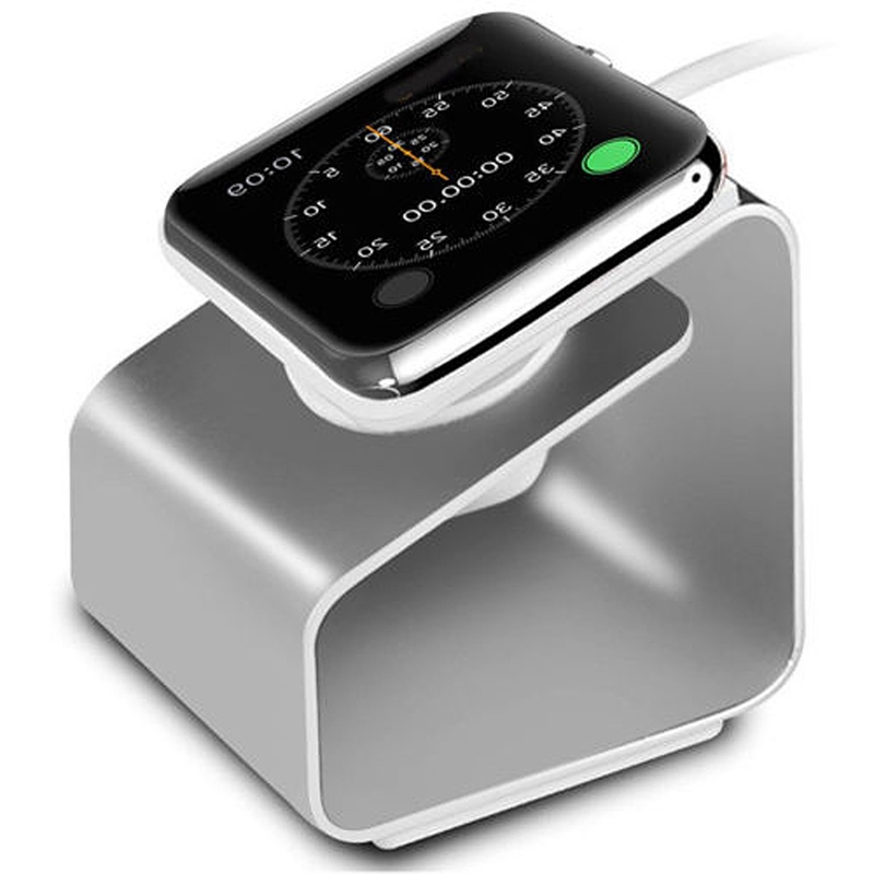 Portable Charger For Apple Watch 4 44mm 40mm iwatch band strap series 3 2 1 Aluminum Charger Stand support Station AccessoriesPortable Charger For Apple Watch 4 44mm 40mm iwatch band strap series 3 2 1 Aluminum Charger Stand support Station Accessories