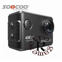 DHL 5 шт./лот SOOCOO F500 4 K WI FI Спортивная Экшн камера Камера со сверхвысоким разрешением Ultra HD, Водонепроницаемый для подводной съемки DV видеокамер