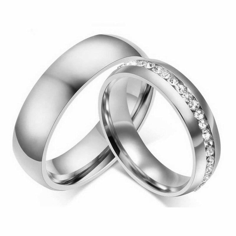 Hochzeits- & Verlobungs-schmuck Hart Arbeitend Meaeguet Klassische 100% Titan Hochzeit Ringe Für Männer Black Rock Punk Ringe 8 Mm Breite Engagement Zubehör Anel Schmuck