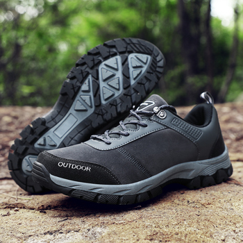 Hiking Climbing Shoes  Outdoor Mountain Climbing Sports Sneakers Sports shoes Professional Waterproof Hiking Boots Tactical Boot