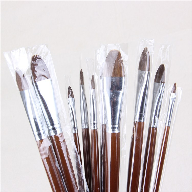 Fine Art Acrylic Paint Brushes