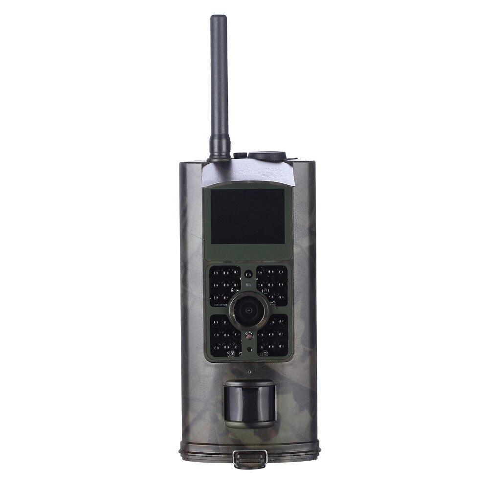 Tensdarcam caméra de sentier 3g caméra de chasse GPRS MMS infrarouge Vision nocturne 16MP HC700G faune scoutisme jeu caméras pièges Photo