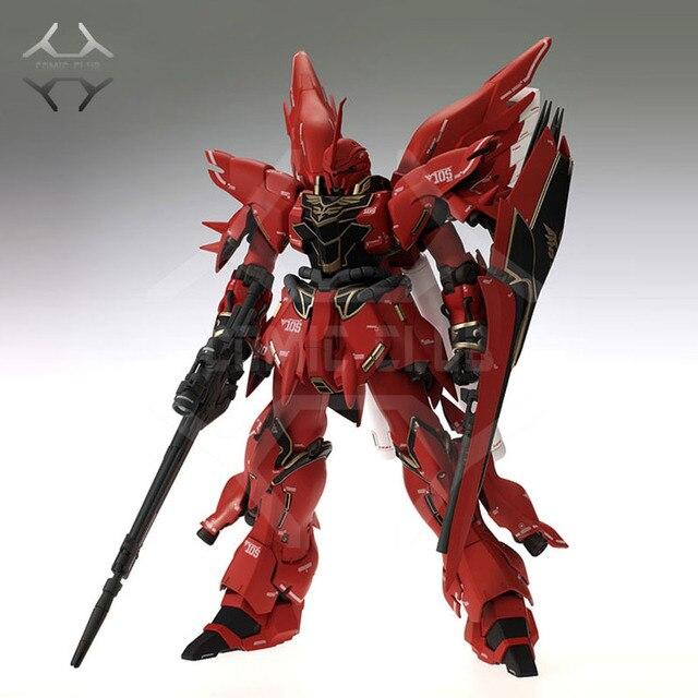 COMIC CLUB INSTOCK MG 1/100 GAOGAO SINANJU Gundam model kit action figure assembly toy