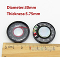 1 Pair Dia 30mm Speaker Unit For DIY Custom Earphone audio ATH-ON3 FW5 LN004319