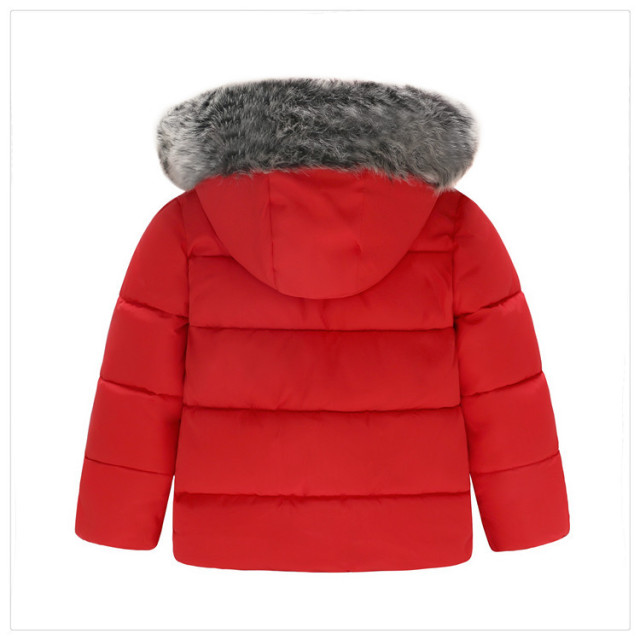 Autumn Winter Jacket Coat For Kids 2018 3