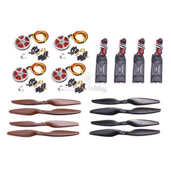5010 360KV / 750KV High Torque Brushless Motors 40A ESC 1245 Propeller For ZD55 ZD680 ZD850 H4 680 Tarot 650 Multi-rotor - DISCOUNT ITEM  30% OFF All Category
