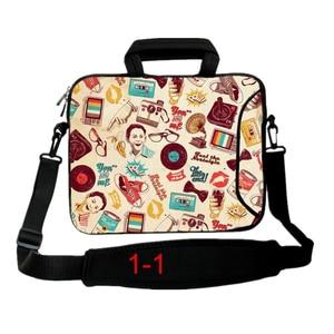 Image 2 - 13.3 15.6 17.3 inch Laptop bag 10 12 13 14 15 15.4 17.4 Notebook shoulder Bag for ipad/macbook air/pro/lenovo laptop accessories
