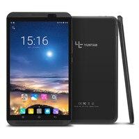 Yuntab 8 inch H8 Android 6.0 Quad-Core 4 Gam tablet pc phablet hỗ trợ dual SIM thẻ điện thoại với dual camera 4500 mAh pin