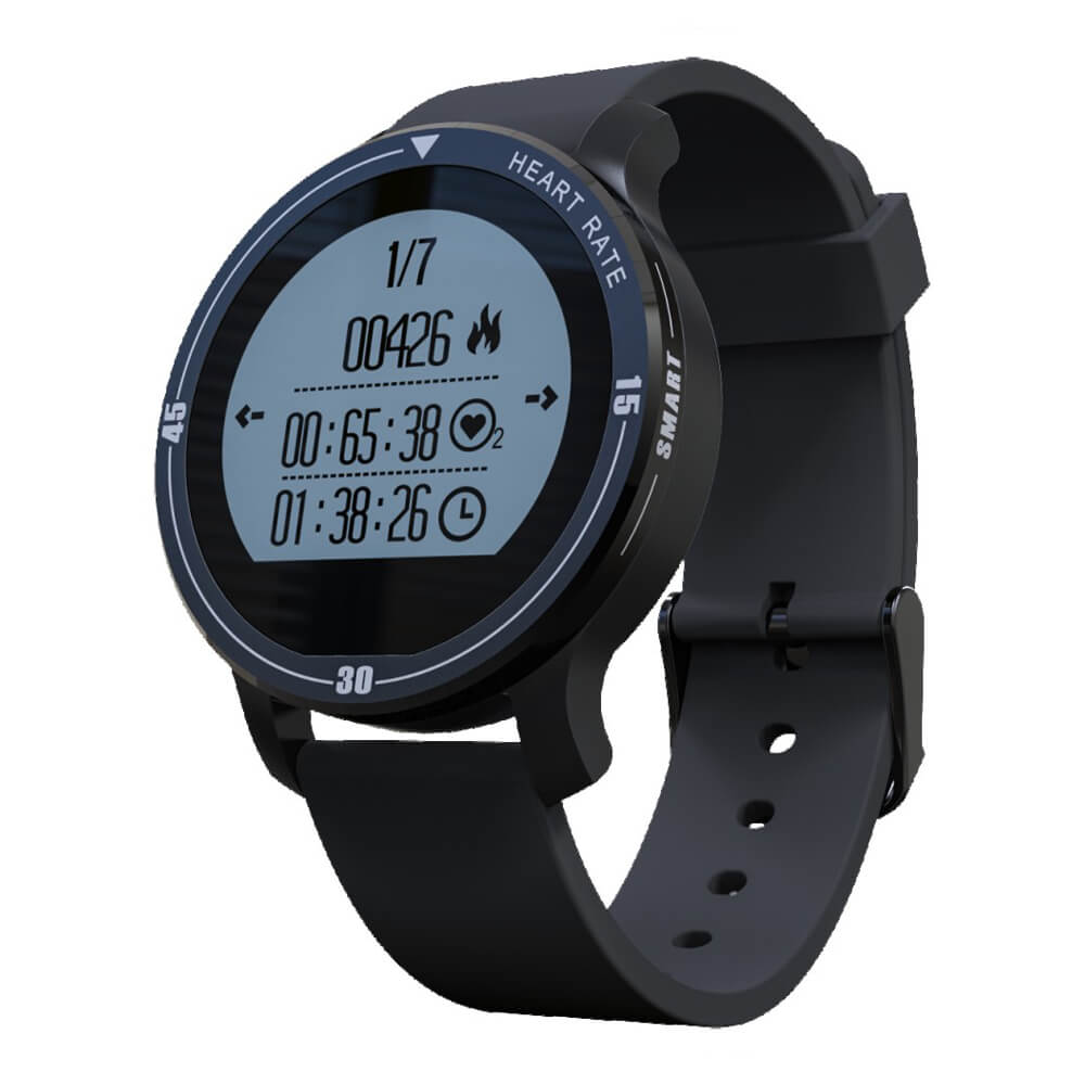 MAKIBES AEROBIC A1 SMART SPORTS WATCH BLUETOOTH DYNAMIC HEART RATE MONITOR SMARTWATCH S200 231407 6