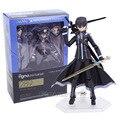 Sword Art Online II KIRITO ALO ver. figma 289 PVC Action Figure Collectible Model Toy 14cm