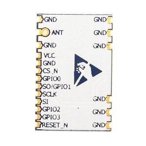 Image 2 - VT CC1120 433 Mhz 868 Mhz modulo wireless CC1120 ricetrasmettitore digitale SPI ad alta sensibilità a banda stretta RF