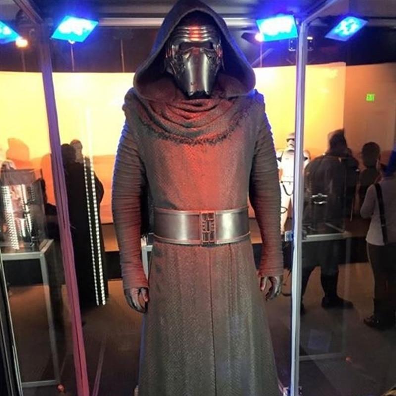 Kylo Ren Cosplay Costume Star Wars 7 Cosplay The Force Awakens Kylo Ren / Ben Solo Cosplay Moive Jedi Mens Star Wars Costume