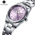 2015 nueva Famosa Marca de Relojes de Lujo en Moda Mujer Reloj Ocasional Señoras Reloj Femenino de Oro rosa Relogio Montre Femme reloj mujer