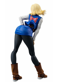 Dragon Ball Z - Android 18 3
