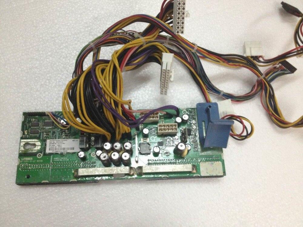 ML350 G6 Server Power Supply Backplane Board 591675 001 511776 001 power back plane board backplane