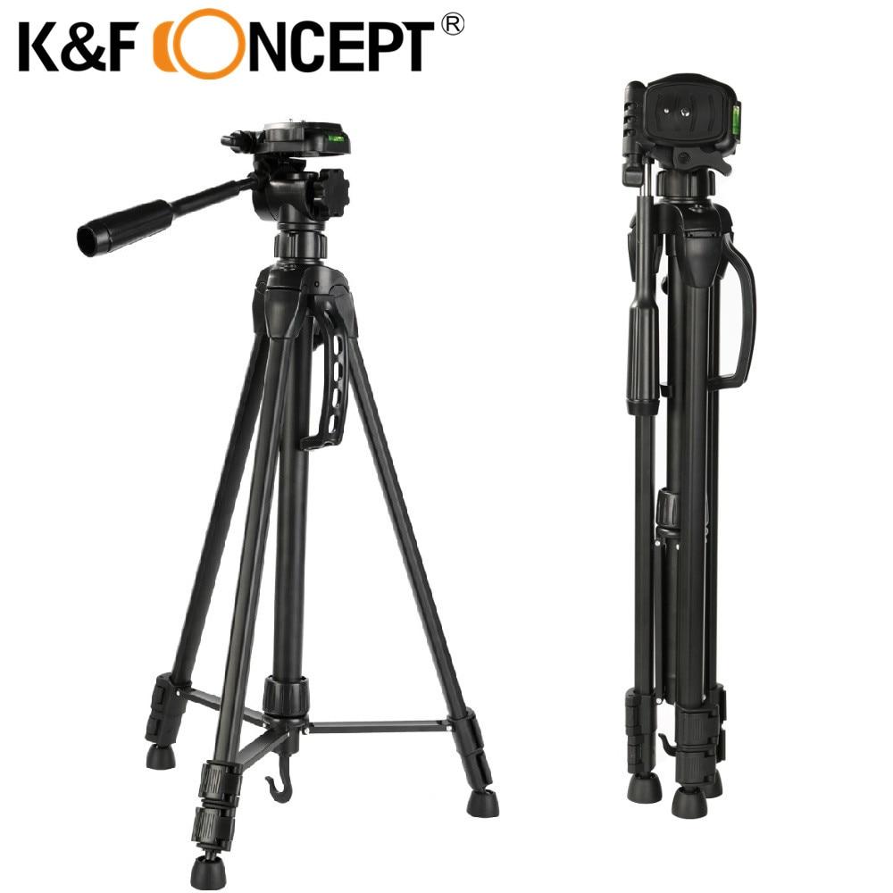 K & F Concept trépied d'appareil photo léger Portable 60