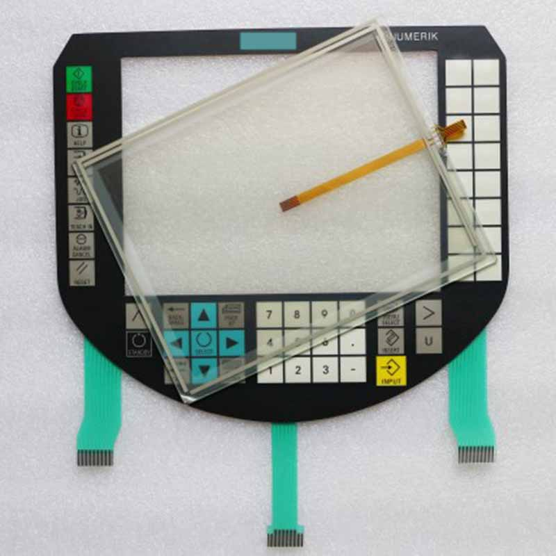 For HT8 6FC5403 6FC5 403-0AA20-0AA1 Touch Panel+The Keyboard MembraneFor HT8 6FC5403 6FC5 403-0AA20-0AA1 Touch Panel+The Keyboard Membrane