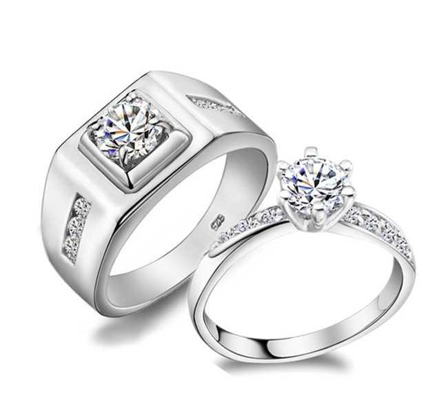 4c19c9dab5 One price 925 Ring Vashiria Fashion Nice Plated Jewelry 925 Romantic  Imperial Crown CZ Nice Wedding