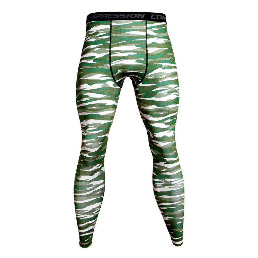 Fashion Camouflage Print Leggings 1